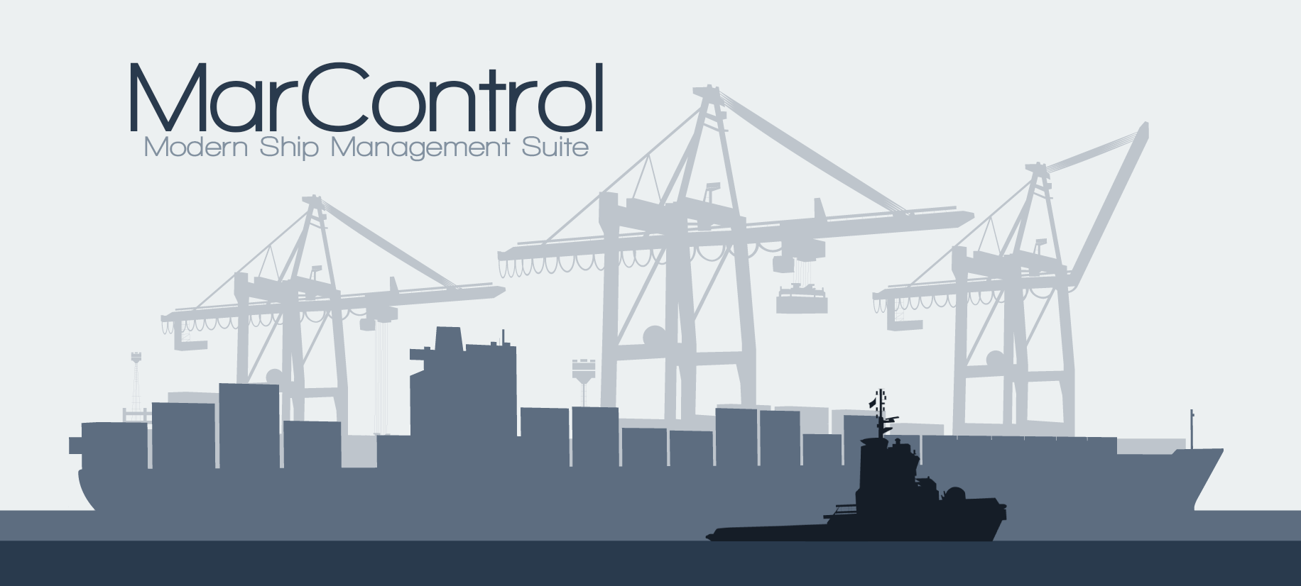 MarControl Splash Image - MarControl : Modern Ship Management Suite